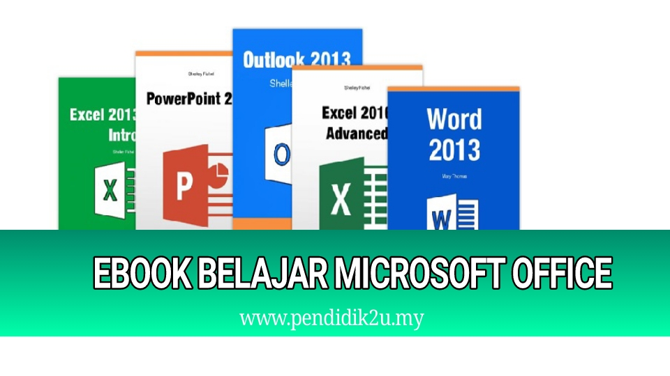 Ebook belajar Microsoft Office