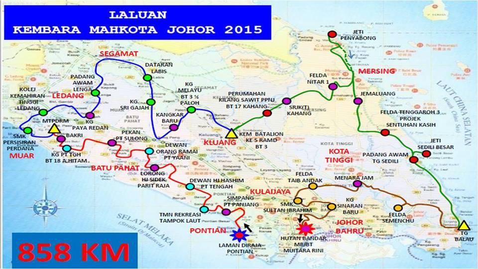 Kembara Mahkota Johor 2015