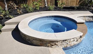 Custom Free Form Inground Pools 7