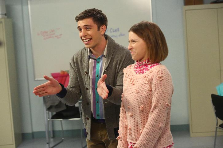 The Middle - Episode 8.12 - Pitch Imperfect - Promotional Photos & Press Release