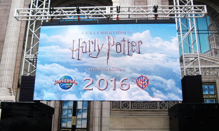 A Celebration of Harry Potter Universal Orlando 2016