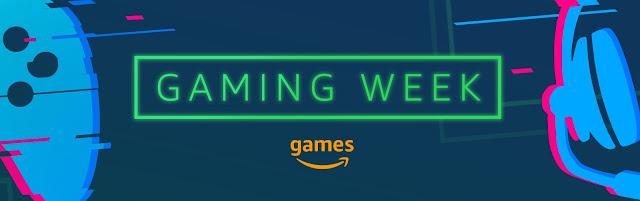 Mejores ofertas de la Gaming Week I de Amazon