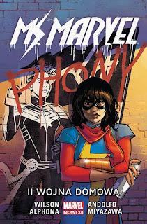 Ms Marvel tom 6 okładka