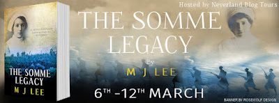 Review of The Somme Legacy M J Lee French Village Diaries