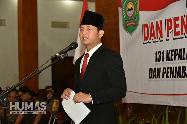 Plt Bupati Nur Arifin Ajak Kepala Desa Fokus Pada Peningkatan IPM