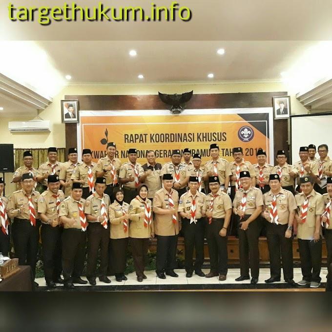Rakernas Khusus Pramuka Indonesia, Dalam Menghadapi Tantangan Global