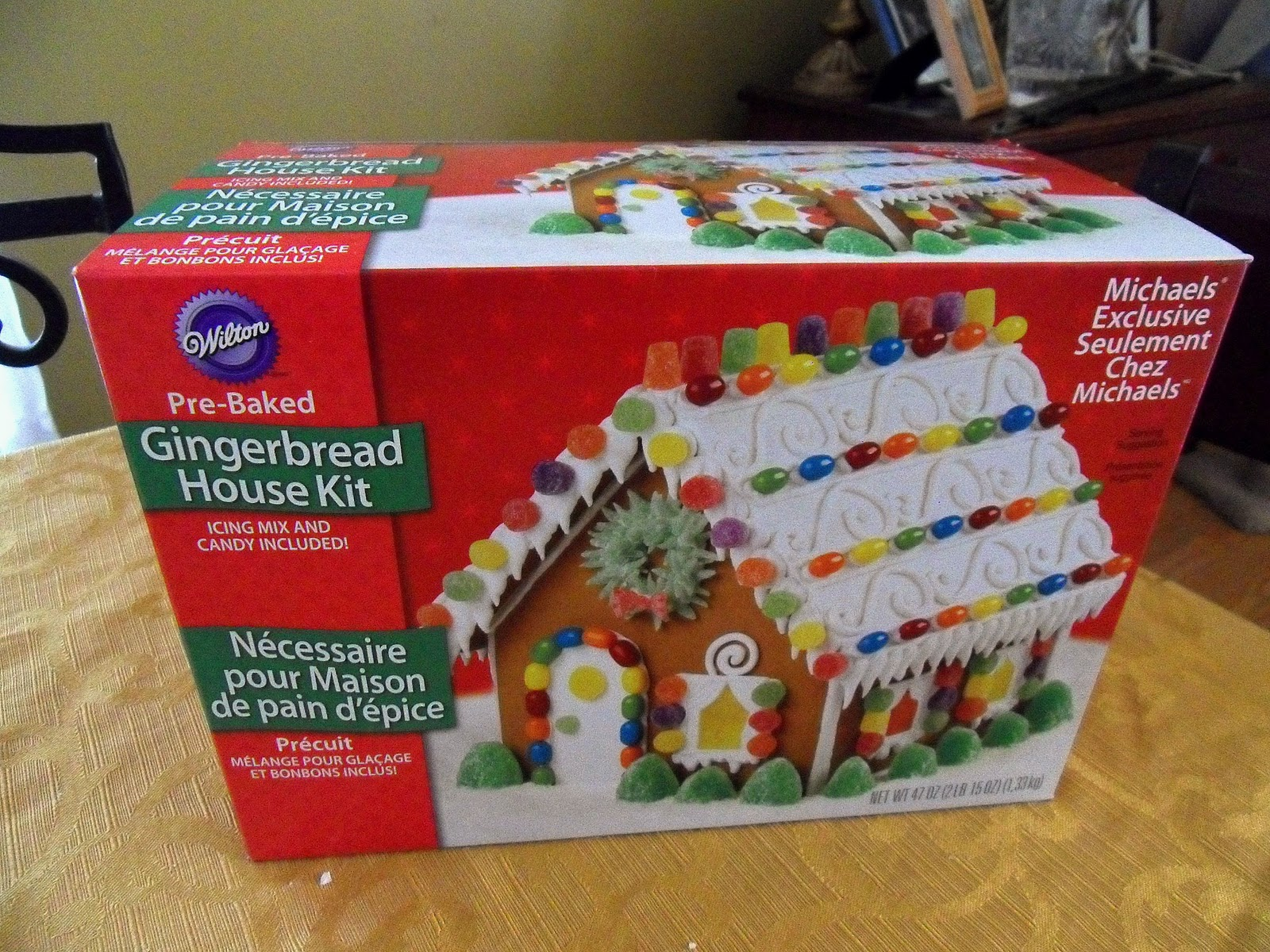Not A House But A Home My First Gingerbread House