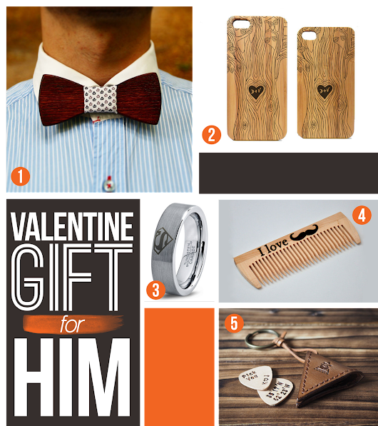 Heppie Yippie Blog: Valentine Gift for Him