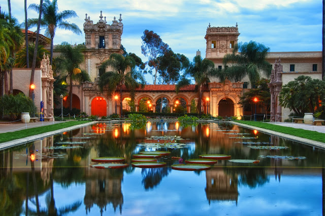 Valores do Balboa Park Explorer