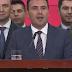 Ζ. Ζάεφ: «Οι Ελληνες αναγνώρισαν την μακεδονική εθνική μας ταυτότητα και την μακεδονική γλώσσα μας»! (photo+video)