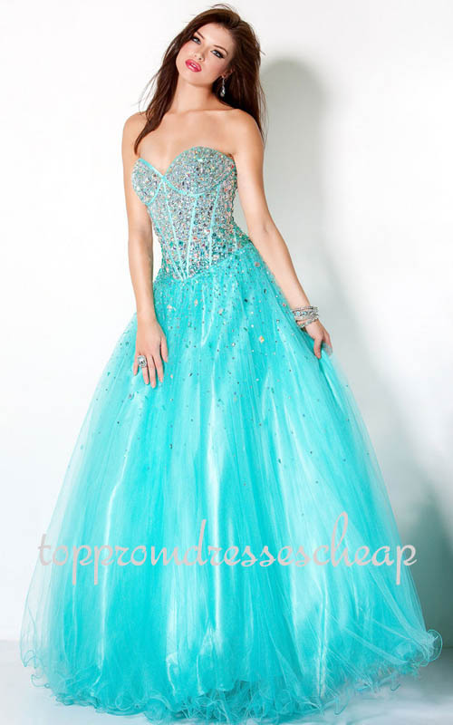 Top Prom Dress Cheap In 2013 It S All About Timeless