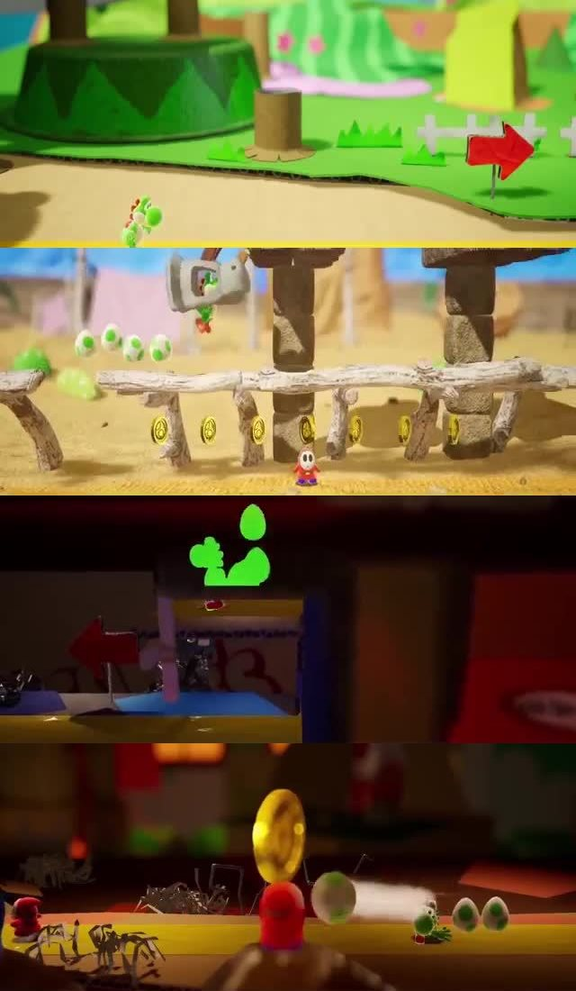 50 UPCOMING NINTENDO SWITCH GAMES OF 2018 37. Yoshi