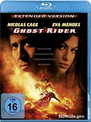 Ghost Rider (2007) Movie Download 1080p & 720p BluRay