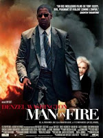 Man on fire (El fuego de la venganza)