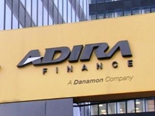 Kantor leasing Adira di Jakarta Pusat, Barat, Timur, Sltn, Utara