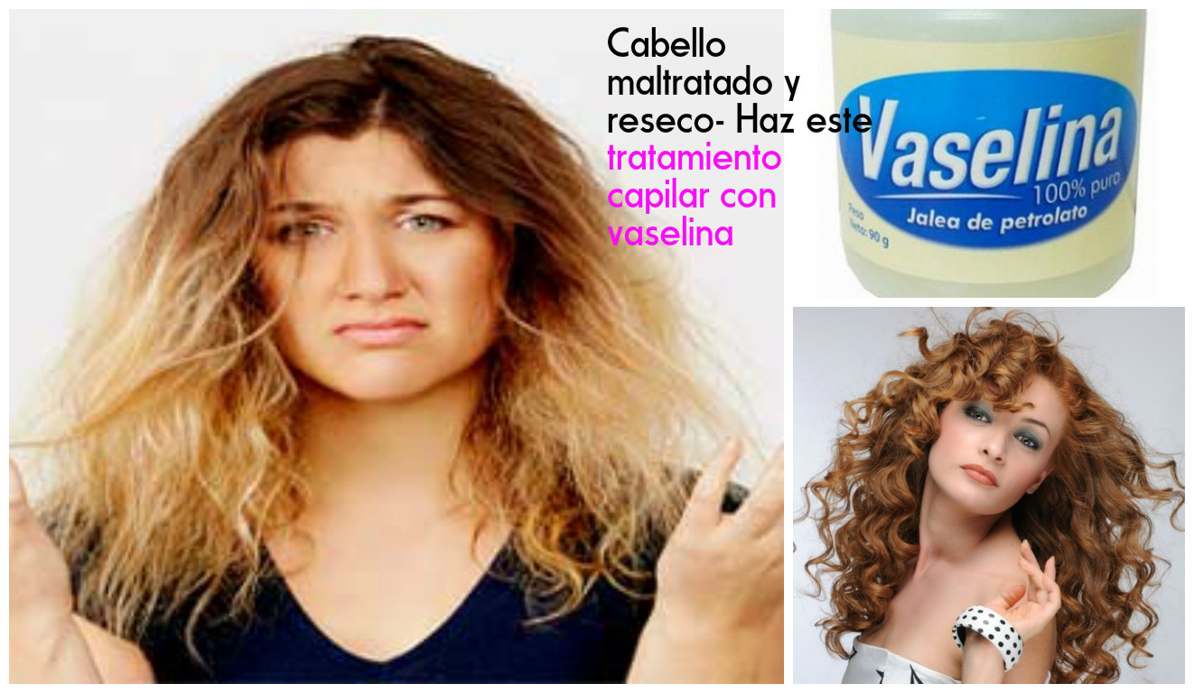 Tratamiento para el cabello maltratado en casa