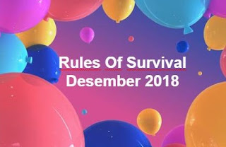 1 DESEMBER 2018 Tembaga 6.0 - Cheats Rules Of Survival EXILED Version | Ha4yu PREMIUM / VIP + Steam Server!