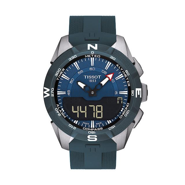 Tissot T-Touch Expert Solar II Solar Quartz Watch