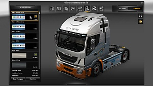 WW2 Skin pack for Iveco Hi-Way