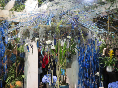 Philadelphia Flower Show 2020- Mare Nostrum The Sky