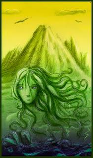 Resultado de imagen de poesia verde que te quiero verde