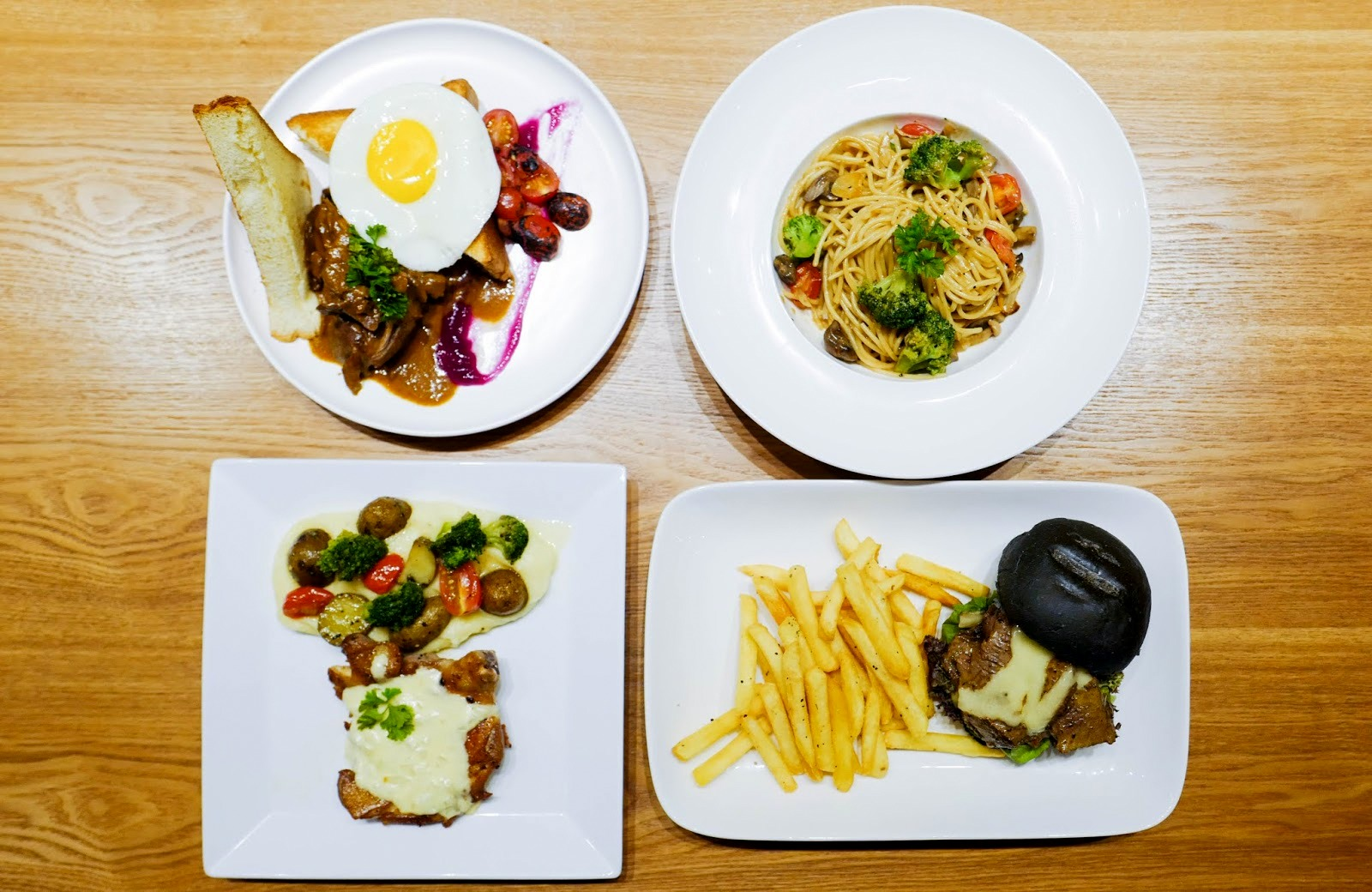 citta mall: new restaurants roundup