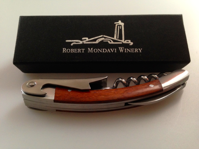 ROBERT MONDAVI WINERY Win Opener