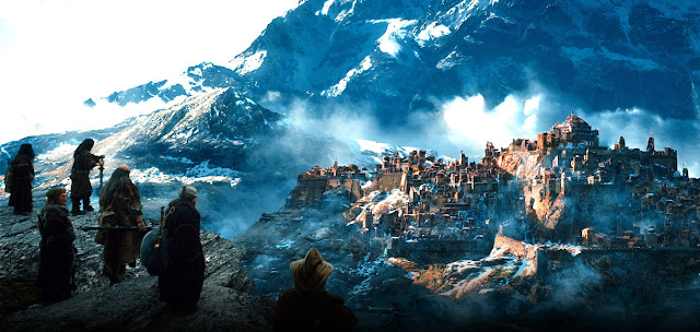 The Hobbit: TheDesolation Of Smaug - Lost City Of Dwarfs