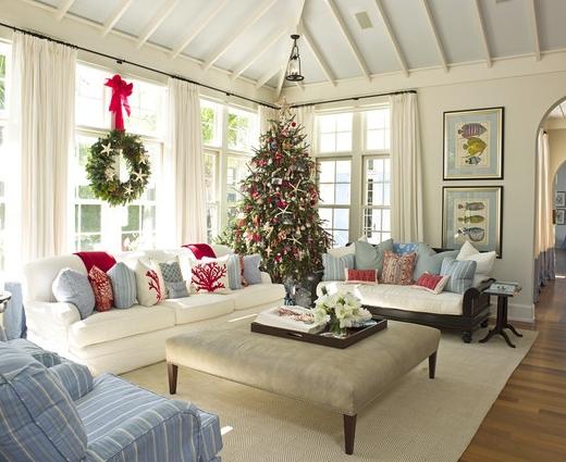 Coastal Magazine Christmas Trees
