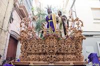 VÍA CRUCIS DIOCESANO CÁDIZ 2018. Prendimiento (Cádiz). Recorrido 3D