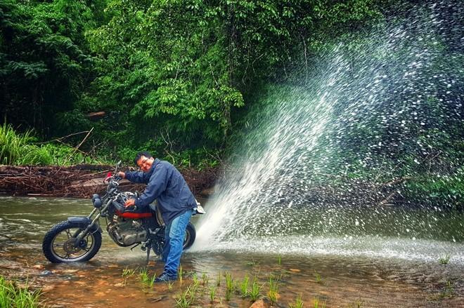 Những cơ sở cho thuê xe máy ở Hà Giang 7