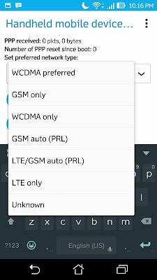 Cara Merubah Sinyal 3G Menjadi 4G LTE