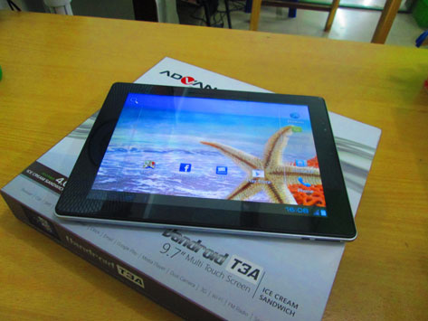 Firmware Tablet Advan T3A Original ICS