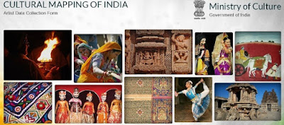National Mission of Cultural Mapping of India