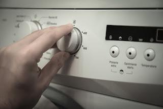 Programa la lavadora para un lavado delicado