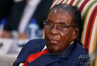 Zimbabwe's Mugabe in Singapore for medicinal treatment, unfit to walk