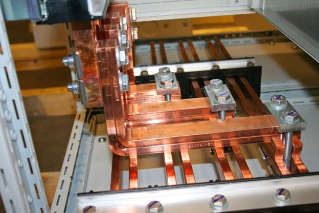 Busbar Voltage Drop Calculation All Time Electrical