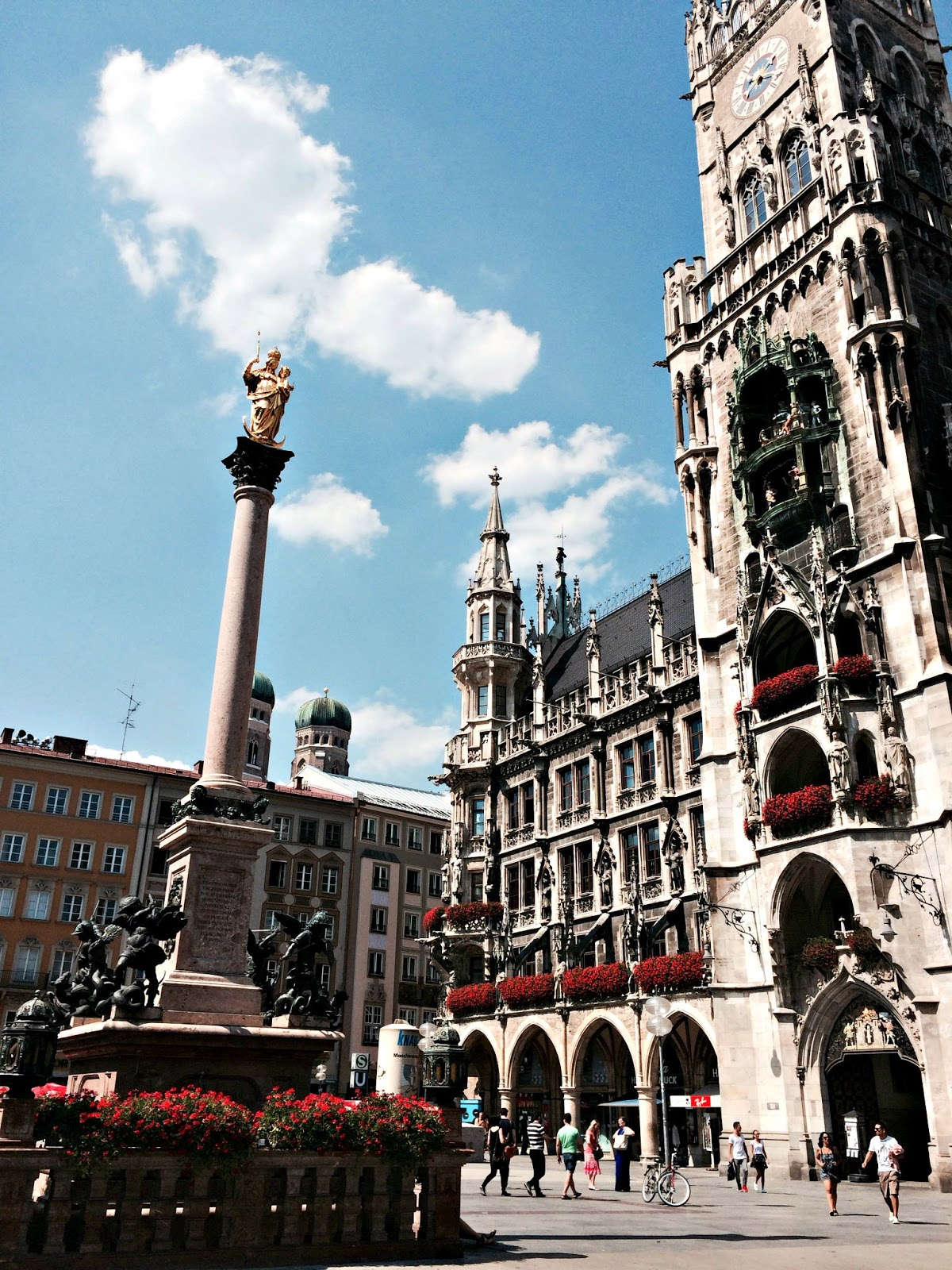 Food and Travel Feature: Munich & Berlin, Germany 2015