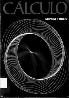 capa livro Calculo Volume 1 Munem e Foulis