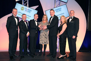 Chambers Ireland select Fingal County Council as Local Authority of the Year.