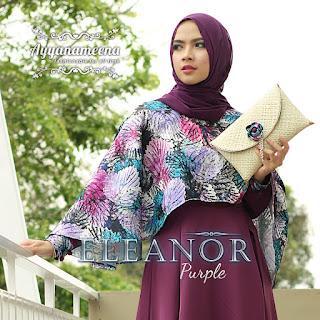 Ayyanameena Eleanor Purple