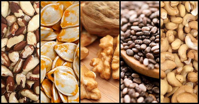 Seeds and Nuts: The Best Natural Sources Of Magnesium We Need In Our Diet