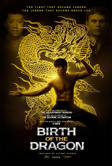 Birth of the Dragon (2017) ταινιες online seires oipeirates greek subs