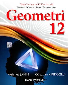 Palme Yayınları 12. Sınıf Geometri Konu Anlatımı PDF