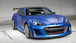 Le tout nouveau ''2018 Subaru BRZ  '', Photos, Prix, Date De Sortie, Revue, Nouvelles Voiture 2018