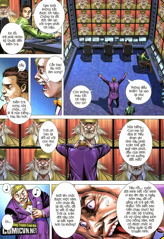 Đại Quân Phiệt chap 12 trang 11