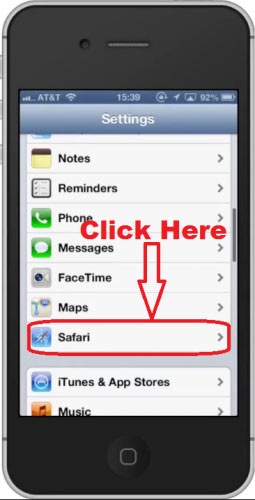 how to clear cookies on iphone how to clear cookies from iphone safari 1473