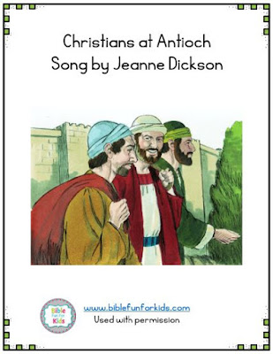 https://www.biblefunforkids.com/2019/10/christians-at-antioch-and-lydia-songs.html