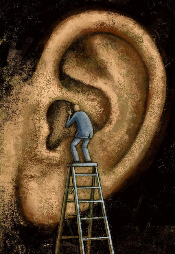 El Pensador de Abileneares**: Saber Escuchar Es Un Arte