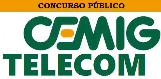 Concurso Cemig Telecom 2016 – Edital, Vagas, Inscrição